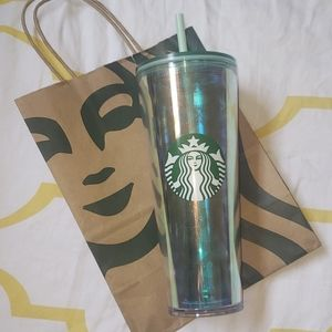 Starbucks Irrediscent Mermaid Cup